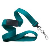 5/8'' MicroWeave Lanyard w/ Safety Breakaway - 100 per pack