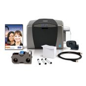 Fargo 50600 DTC1250e ID Card System Single-Sided