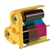 IDP 670110 Color Ribbon - YMCKUv - 750 prints