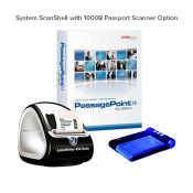 PassagePoint Global Visitor Management System with Scanner & Printer