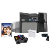 Fargo DTC4250e ID Card System Dual-Sided