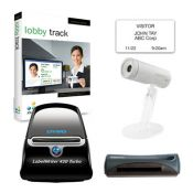 Jolly Lobby Track Visitor Management System with Scanner & Dymo Printer