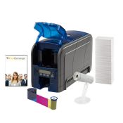 Datacard SD160 ID Card System Single-Sided