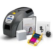 Zebra Z31-0M00C200US00 ZXP Series 3 QuikCard ID Solution Single-Sided with Magnetic Encoding